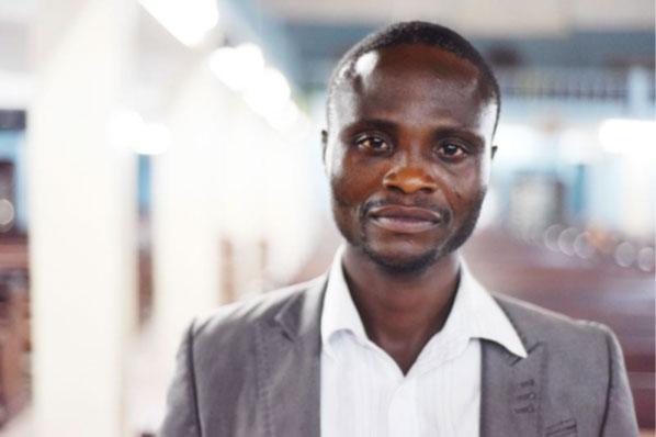 Ghana Pastor Training