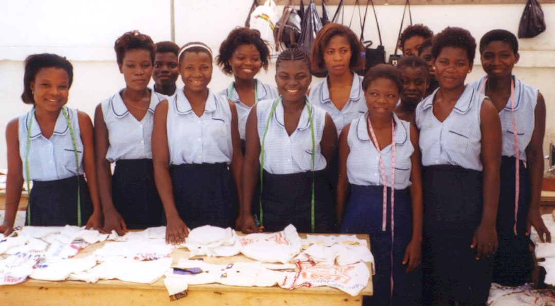Ghana Street Children Apprenticeship Project